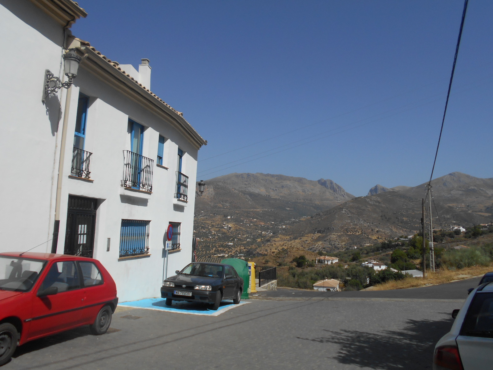 2 BEDROOM APARTMENT IN ALCAUCIN From £150/WEEK UP TO 6 PEOPLE