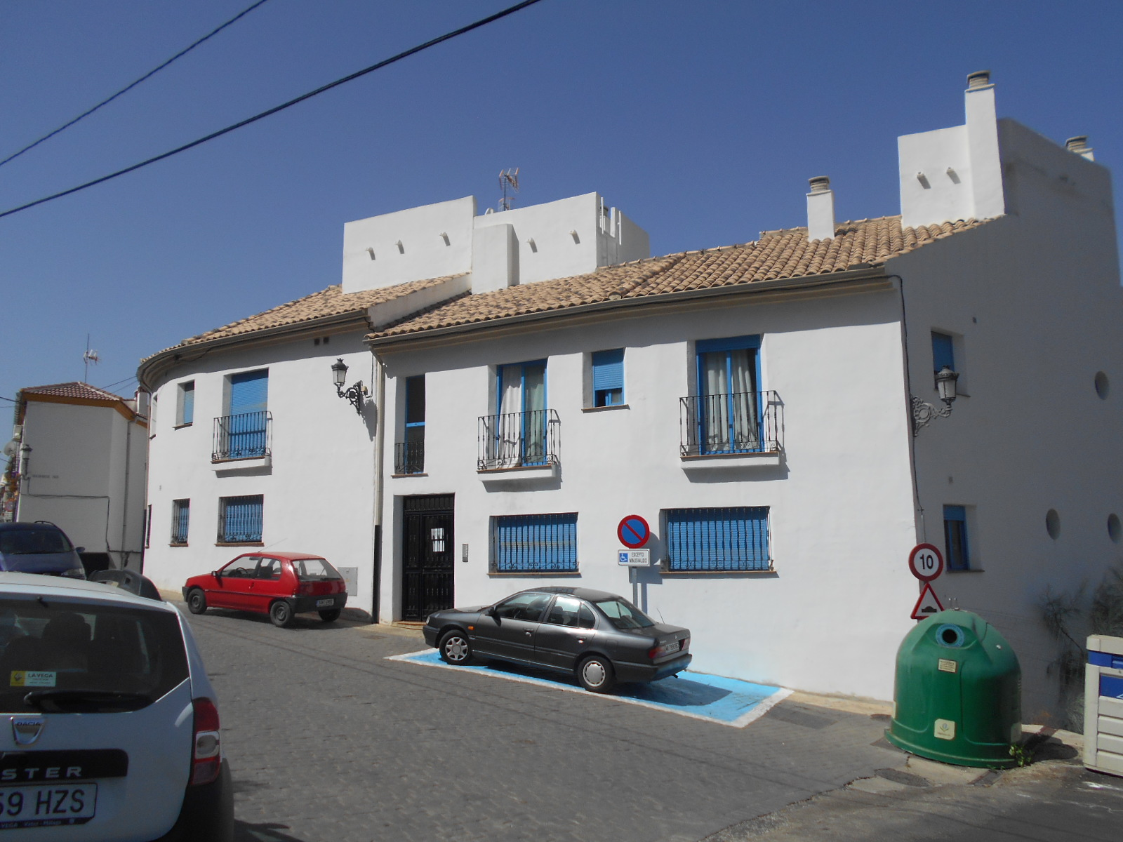 2 BEDROOM APARTMENT IN ALCAUCIN From £250/WEEK UP TO 6 PEOPLE