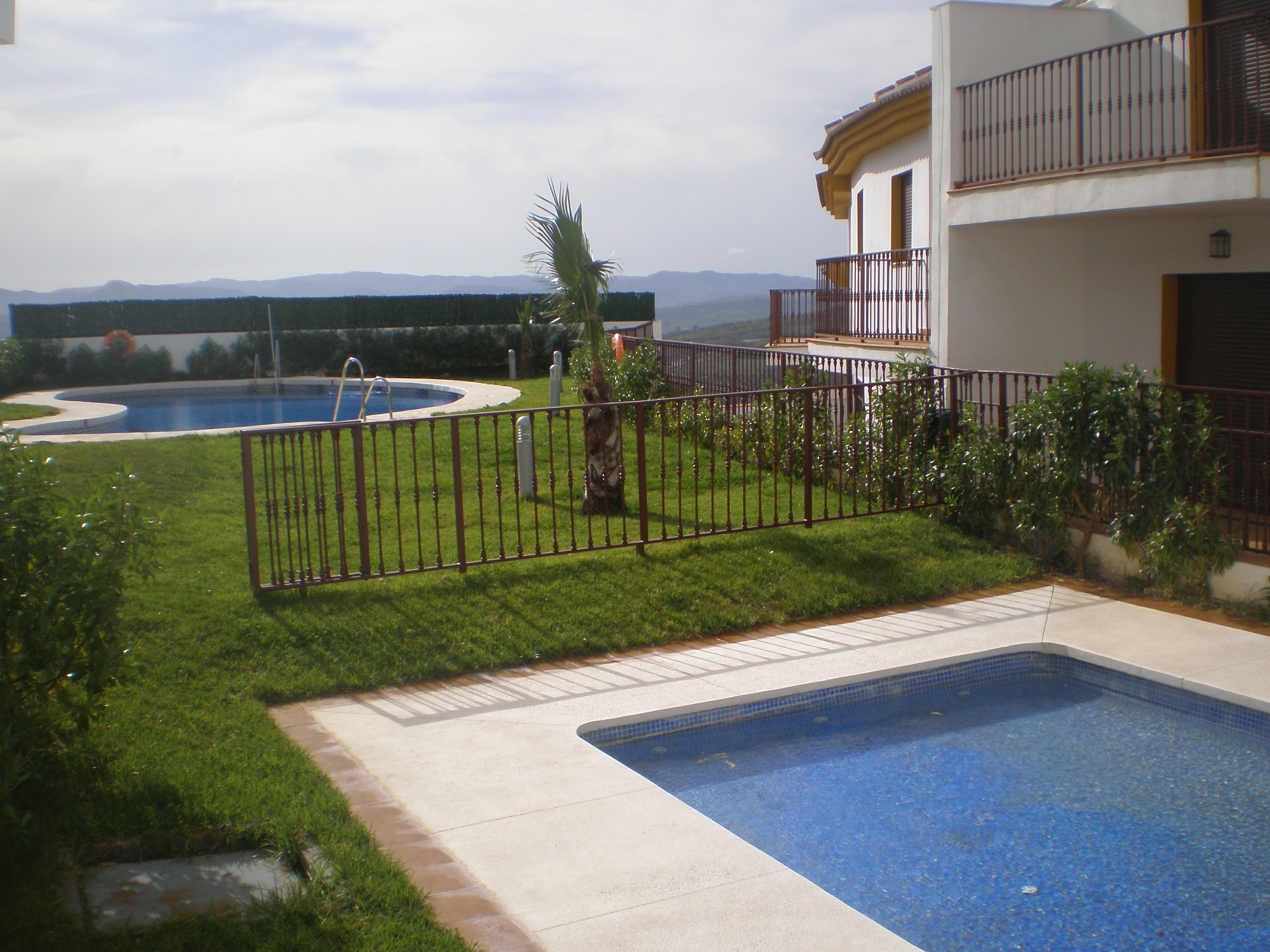 2 BEDROOM FLAT IN ALCAUCIN from €200/week  Up To 4 People