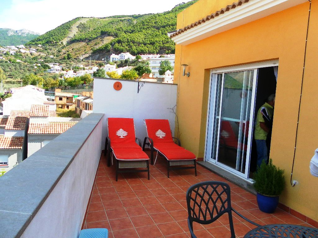 ATICO APARTMENT IN ALCAUCIN – VELEZ MALAGA