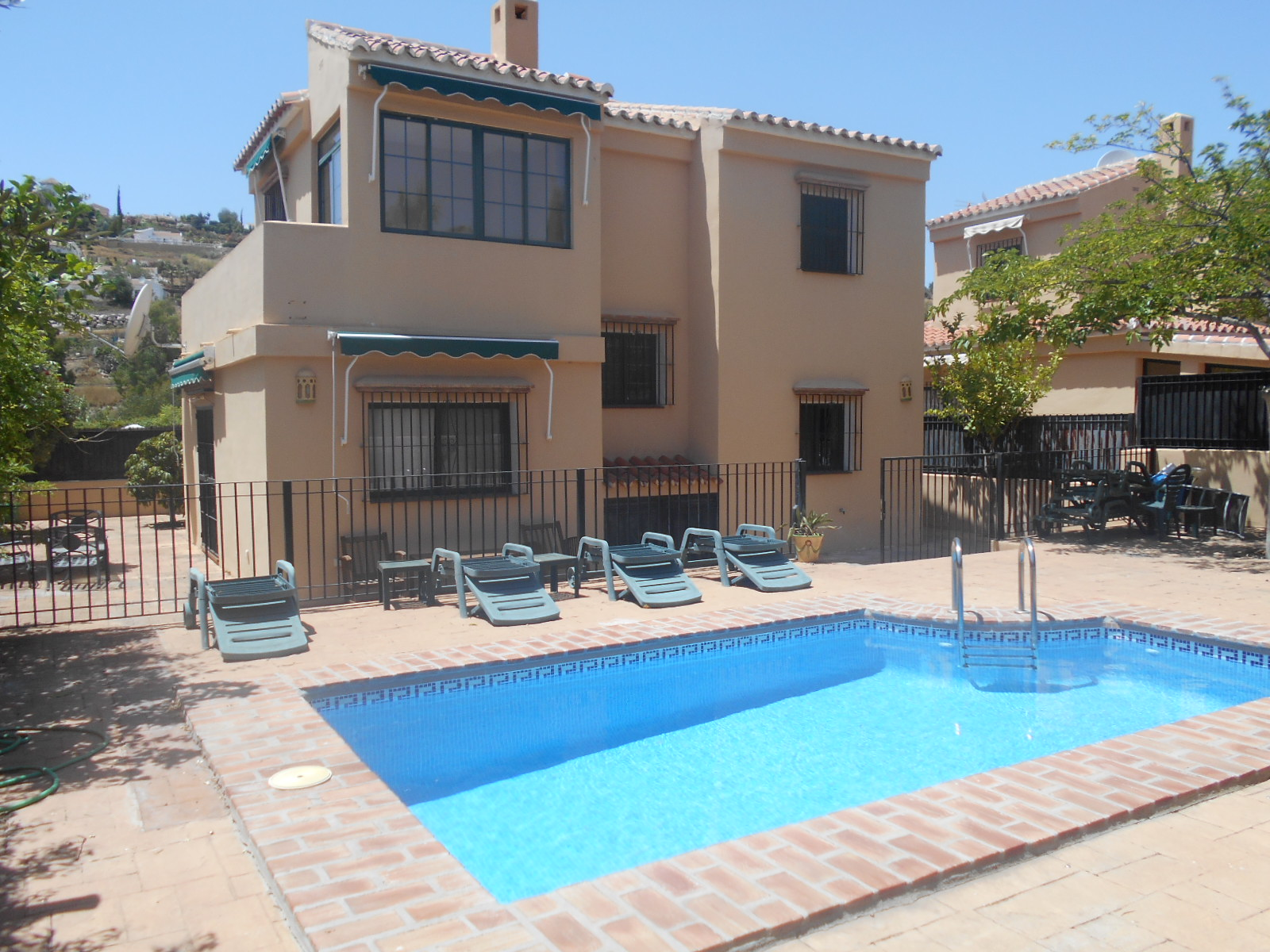4 BEDROOM VILLA IN PUENTE DON MANUEL FROM 600 P/M WINTER LETS OCT/APRIL LONG FOR RENT