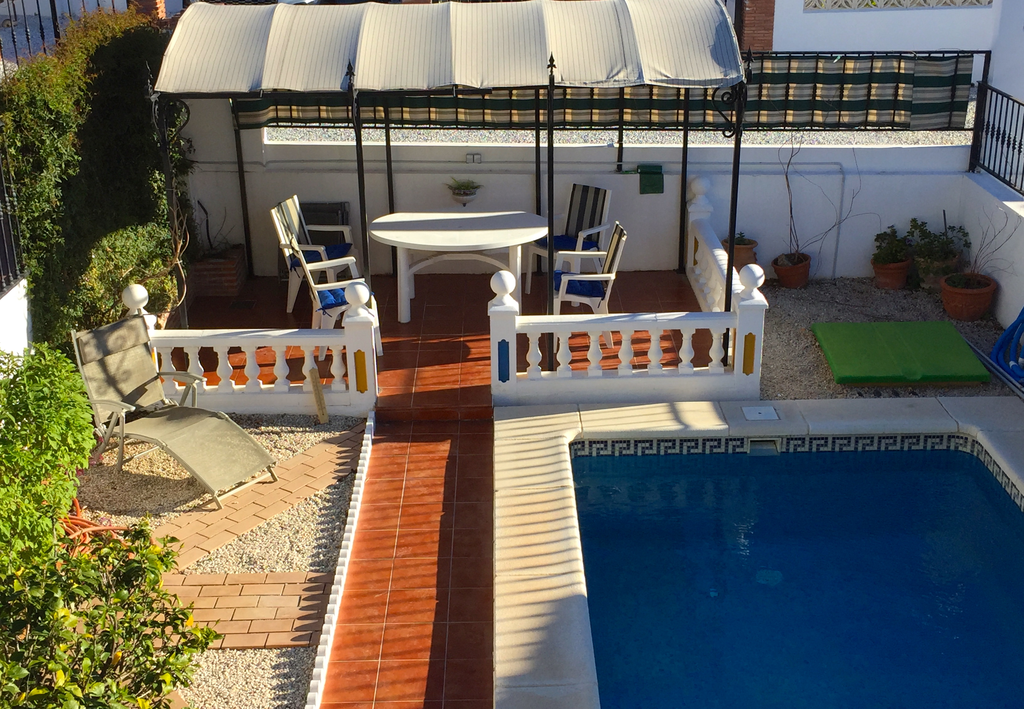 El Escondite, eclectic property in Puente Don Manuel