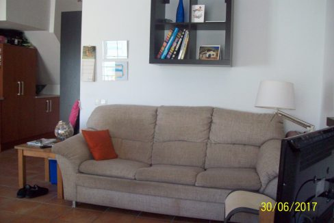 3 seater bed settee in Lounge.