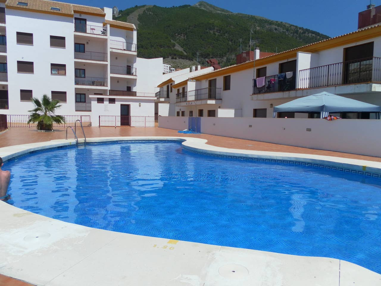 1 BEDROOM APARTMENT – FOR HOLIDAY LETS – ALCAUCIN