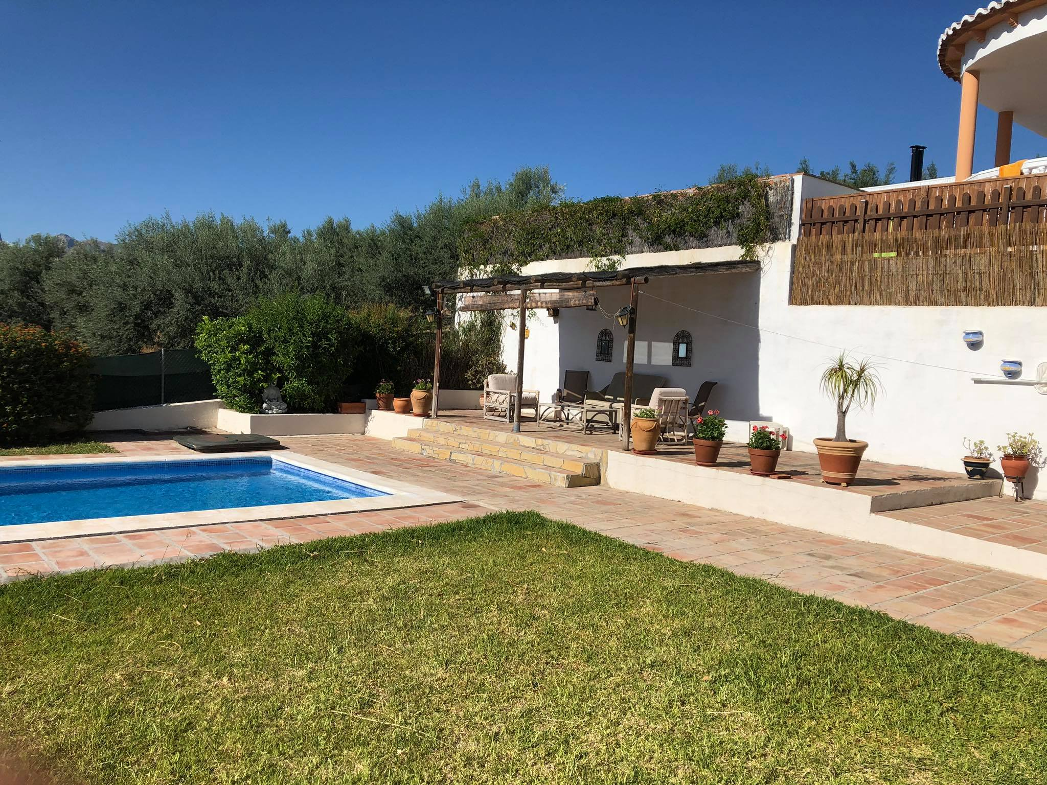 THIS 3 BEDROOM VILLA – FOR WINTER LETS  – PUENTE DON MANUEL